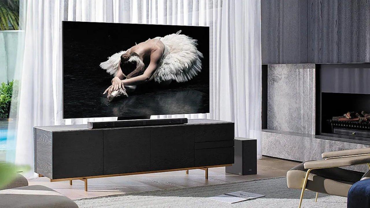TV Block Samsung función bloqueo dispositivos