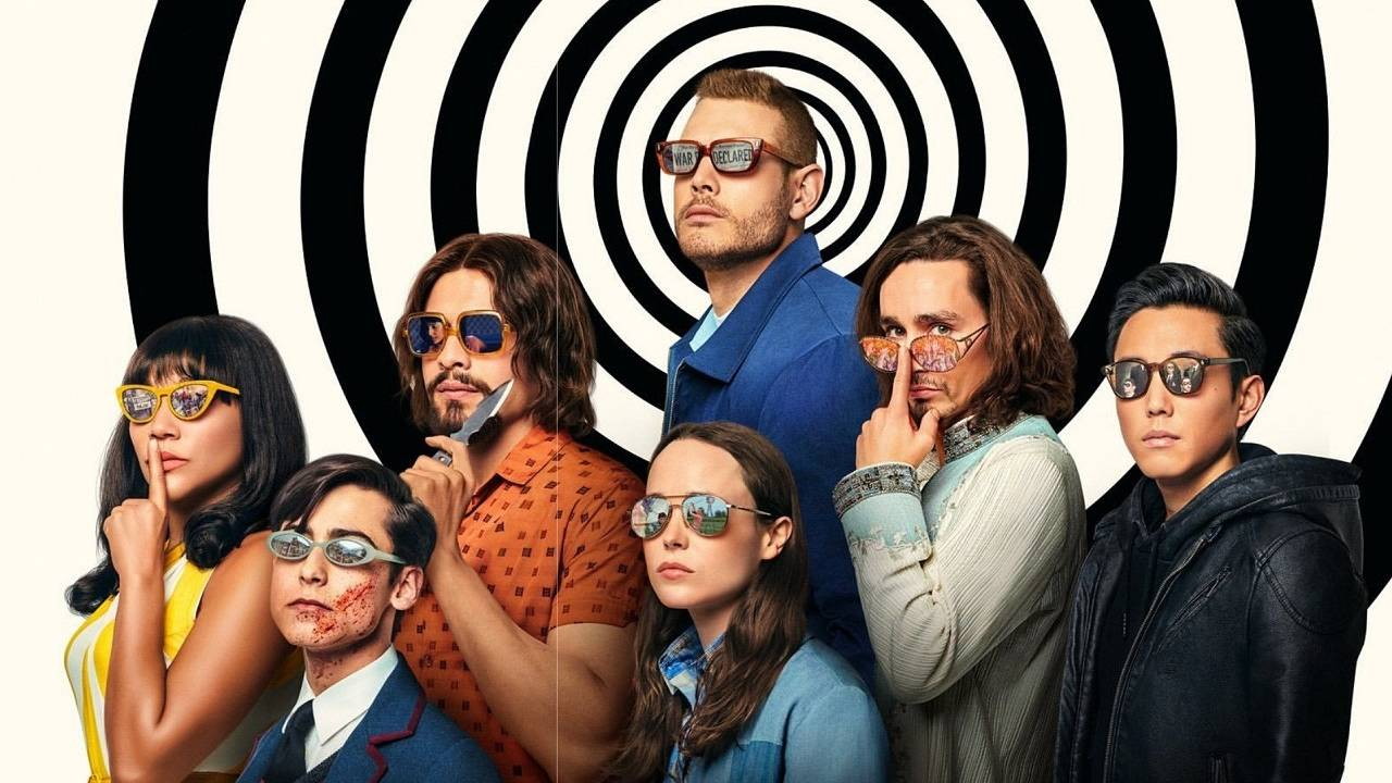 Mejores Series Netflix The Umbrella Academy Tercera Temporada Estreno