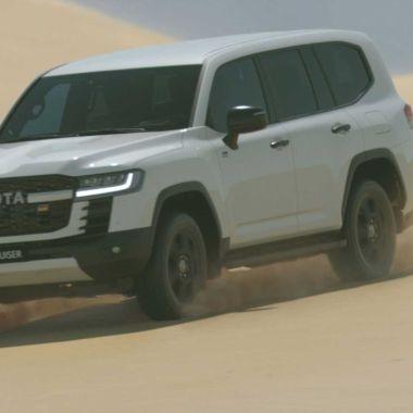 Toyota Land Cruiser 2022 japon prohibido