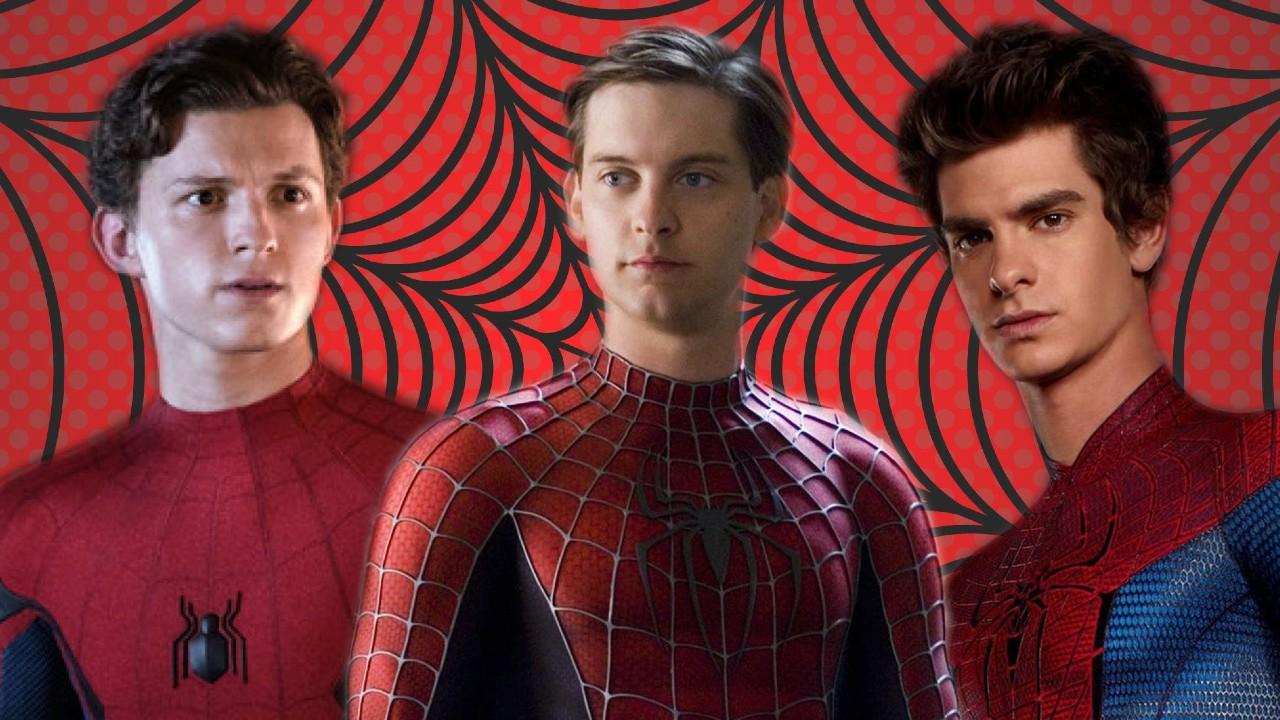 spider man 3 multiverso holland garfield maguire
