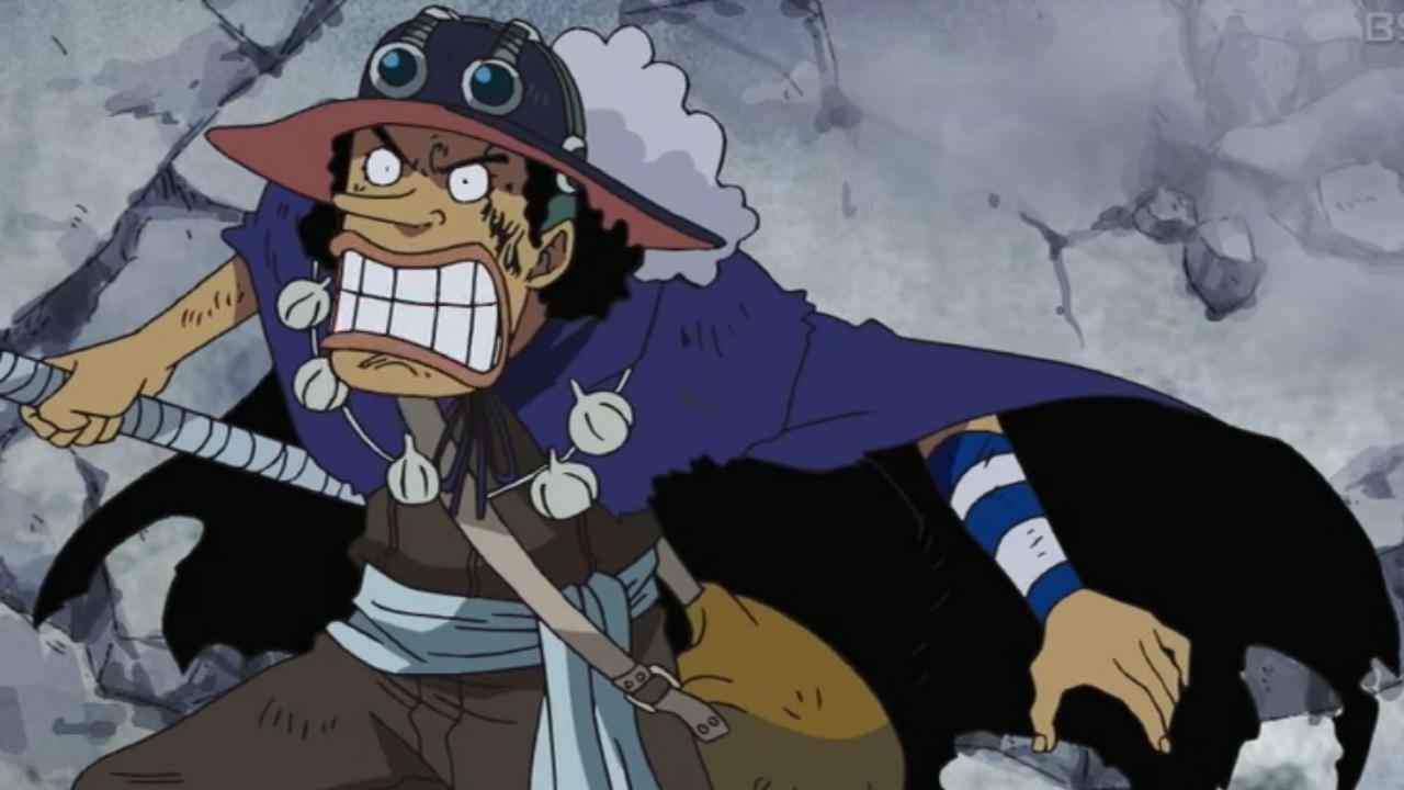 Usopp personaje descripción One Piece