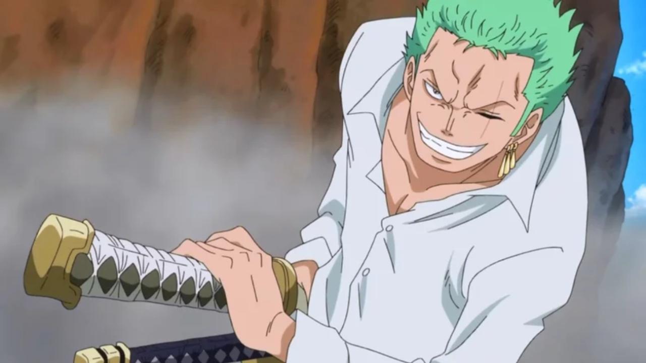 Zoro personaje descripción One Piece
