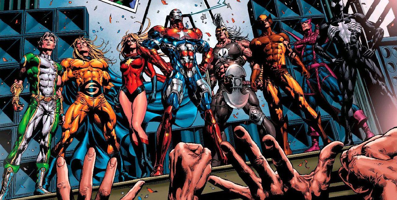 superheroes de marvel norman osborn