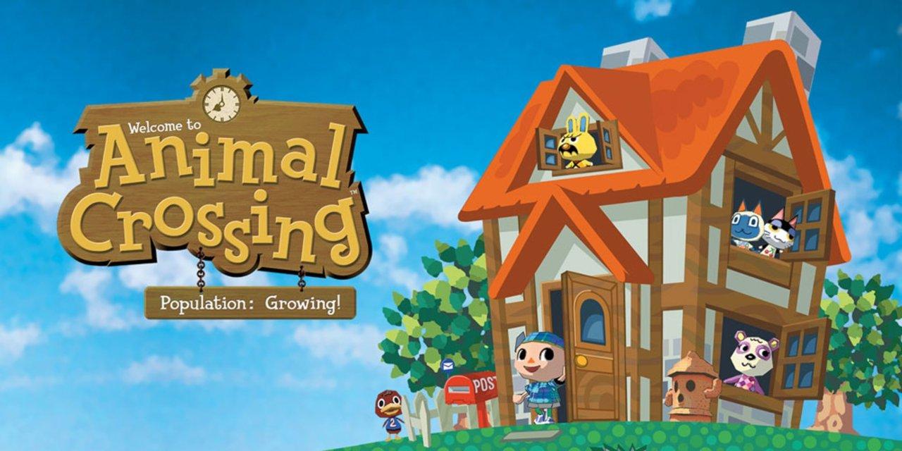 Animal Crossing Nintendo juego GameCube