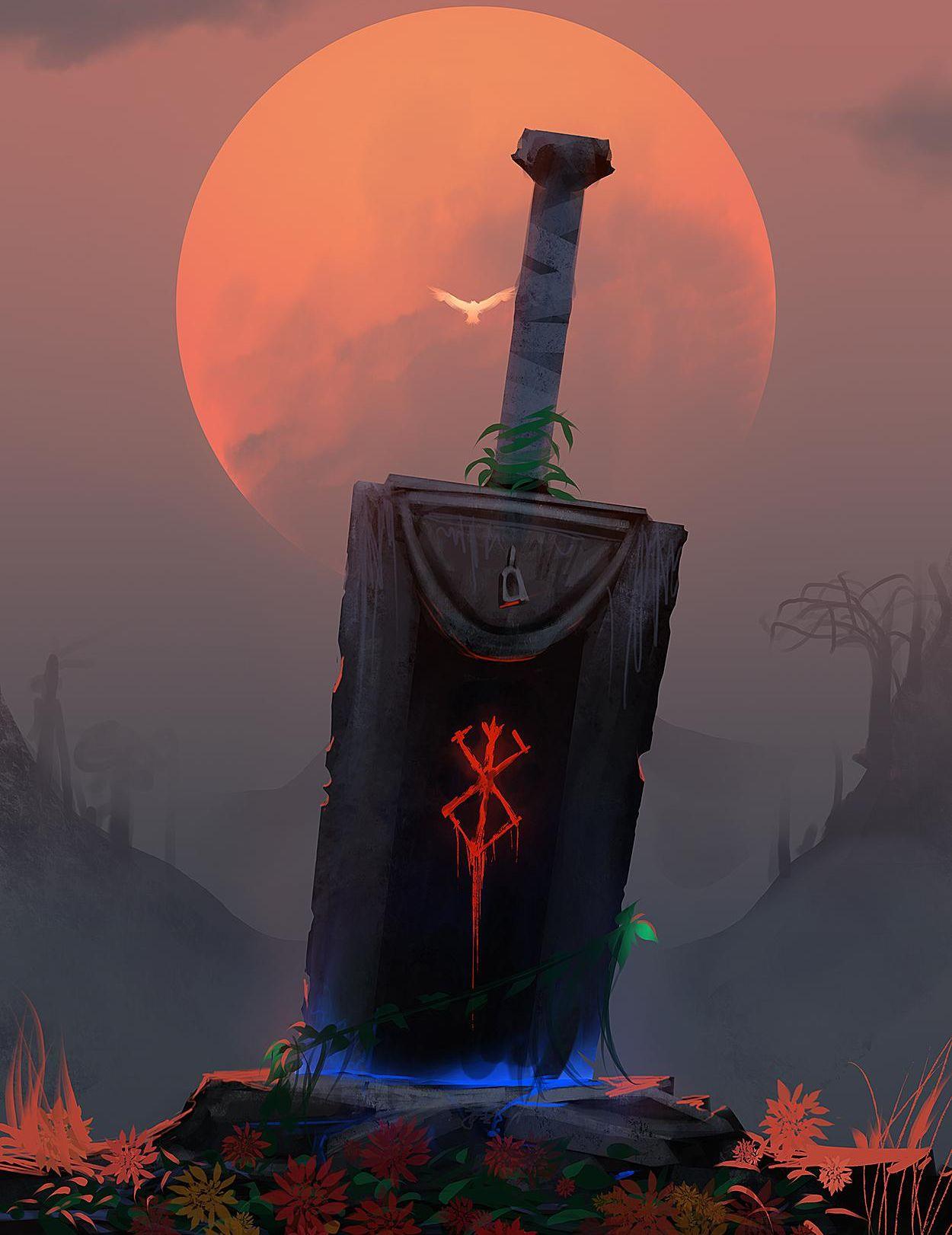 personajes de berserk espada
