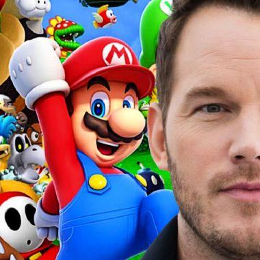 Chris Pratt Nintendo Película Super Mario Reparto Fecha Estreno