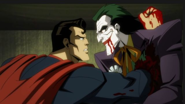 personajes de dc comics red band trailer injustice