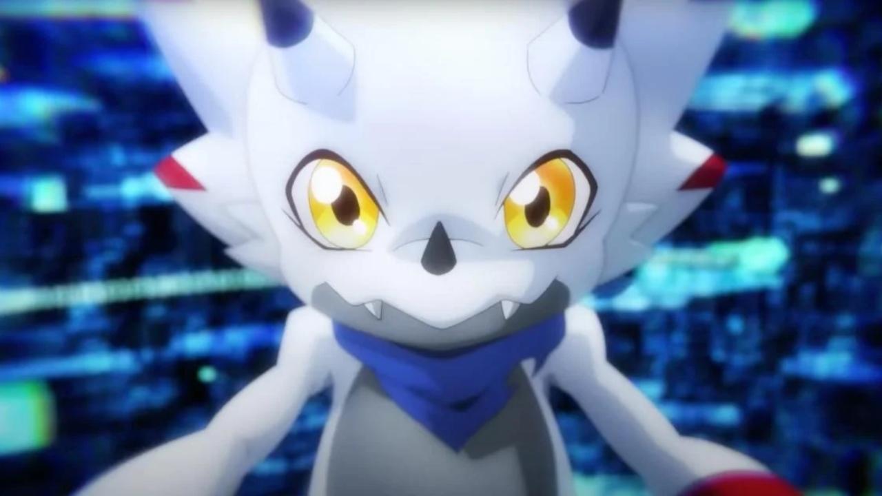 Digimon ghost game anime adelanto nuevo anime