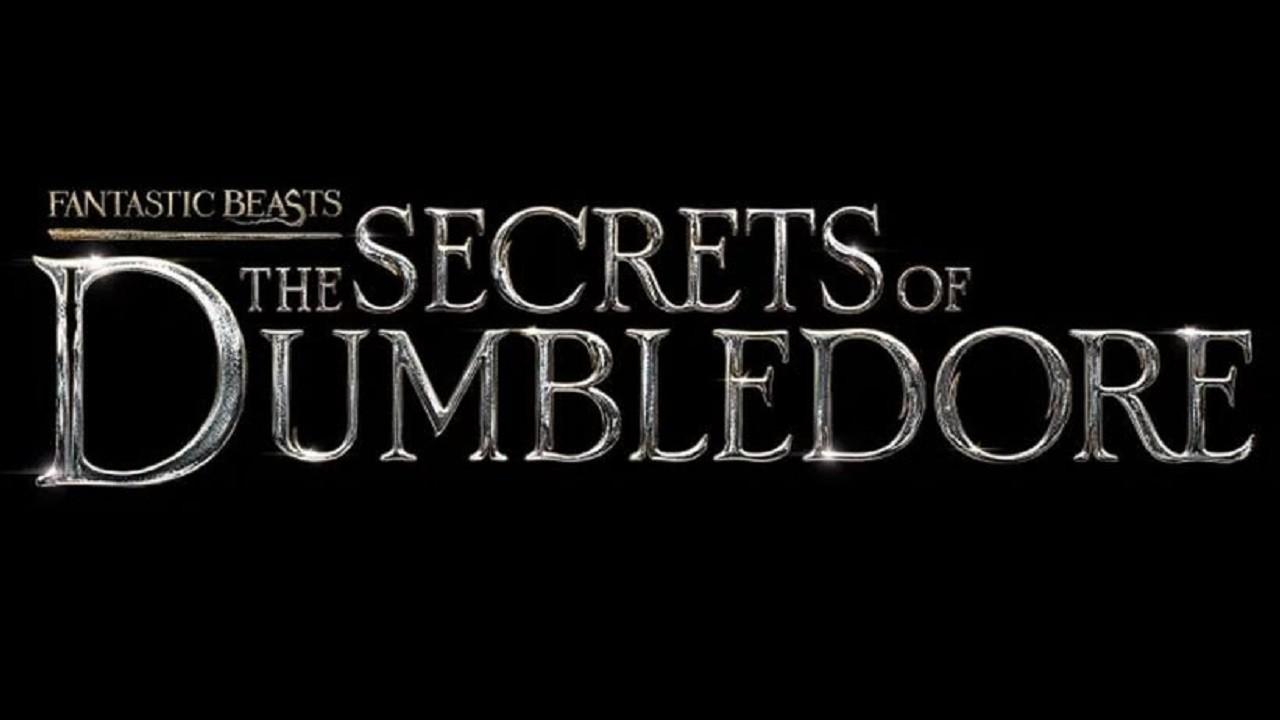 Fantastic Beasts The Secrets of Dumbledore Animales Fantásticos 3 Título Fecha de Estreno Logo
