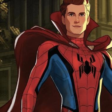 personajes de marvel peter parker
