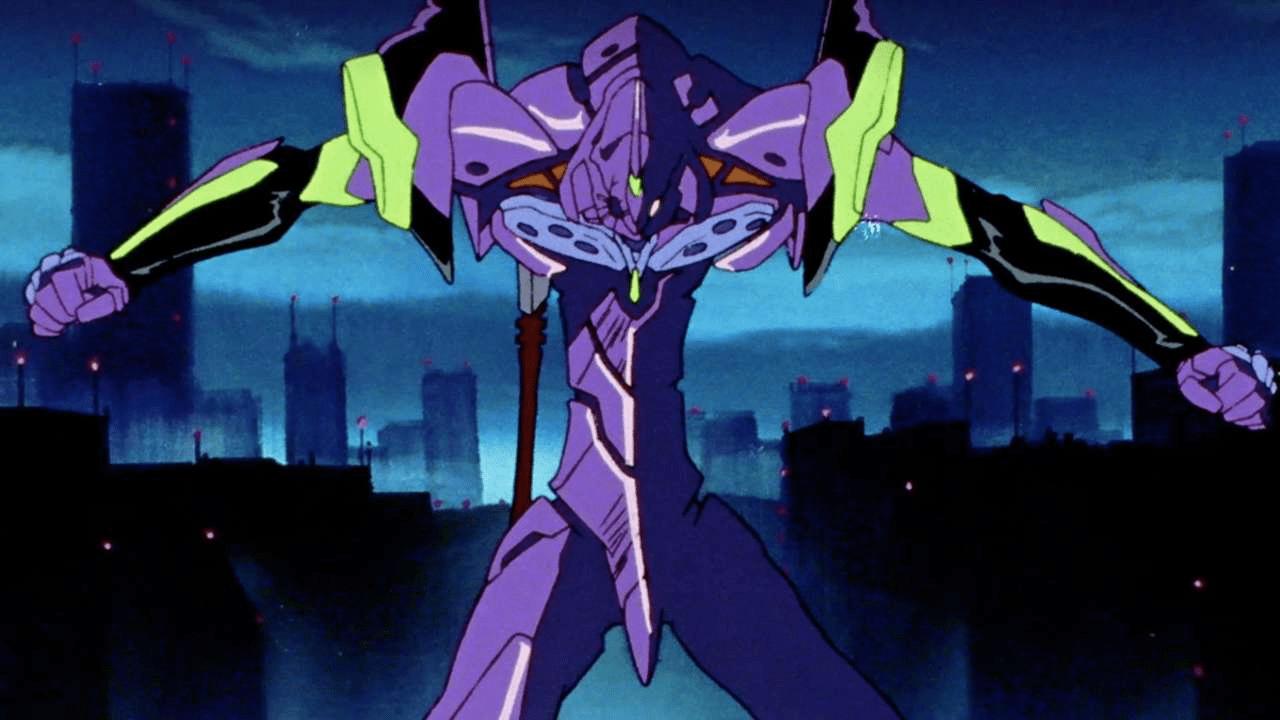 personajes de dragon ball evangelion