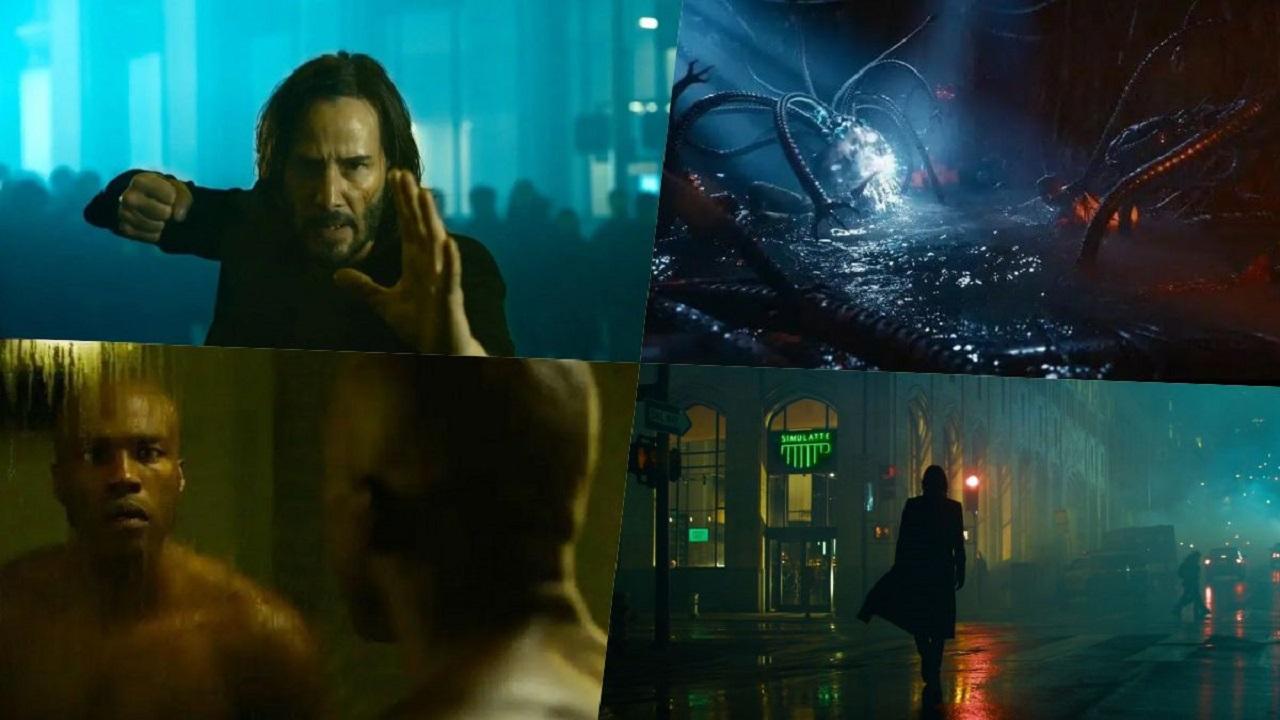 Easter Eggs Referencias The Matrix 4 The Matrix Resurrections
