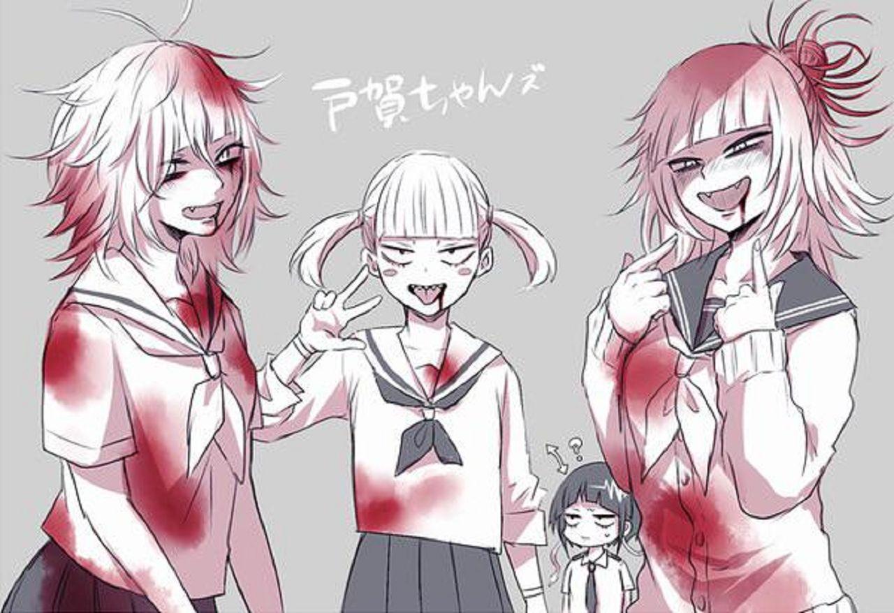 personajes de my hero academia manga
