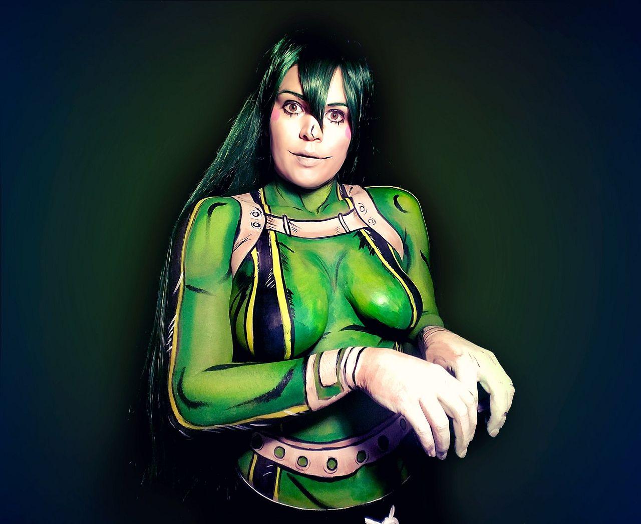personajes de my hero academia cosplay