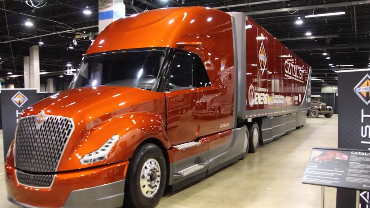 Camiones electricos estados unidos dioxido de carbono