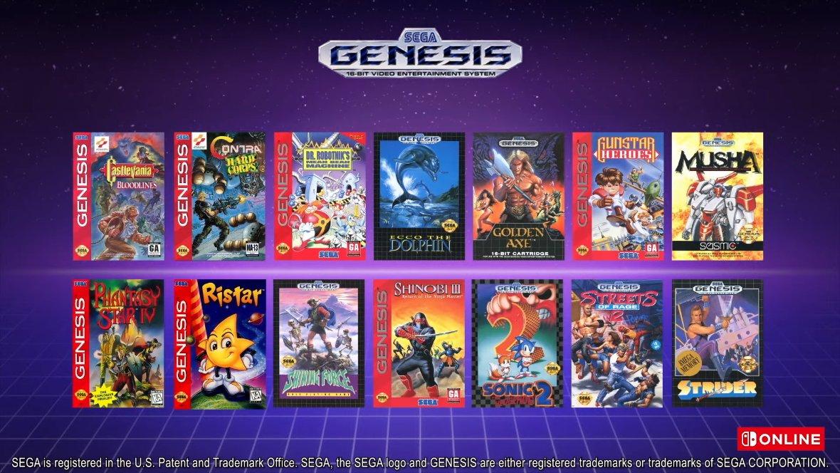 nintendo 64 sega genesis consola virtual