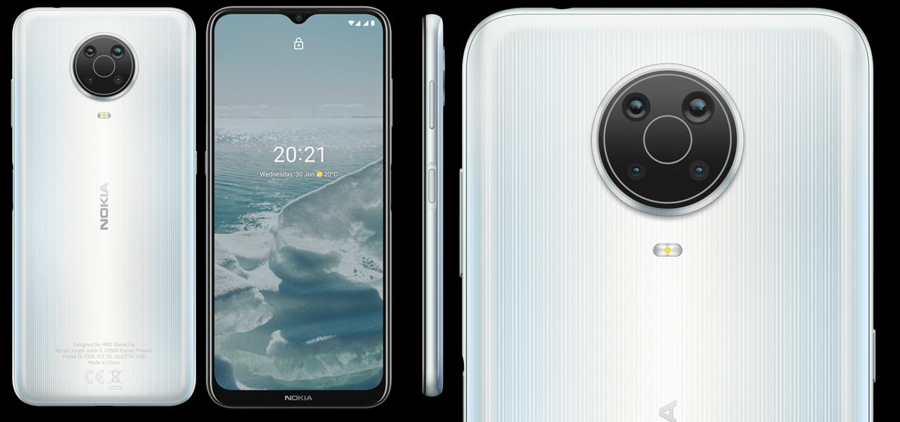 Características Nokia G20 Smartphone Gama Media