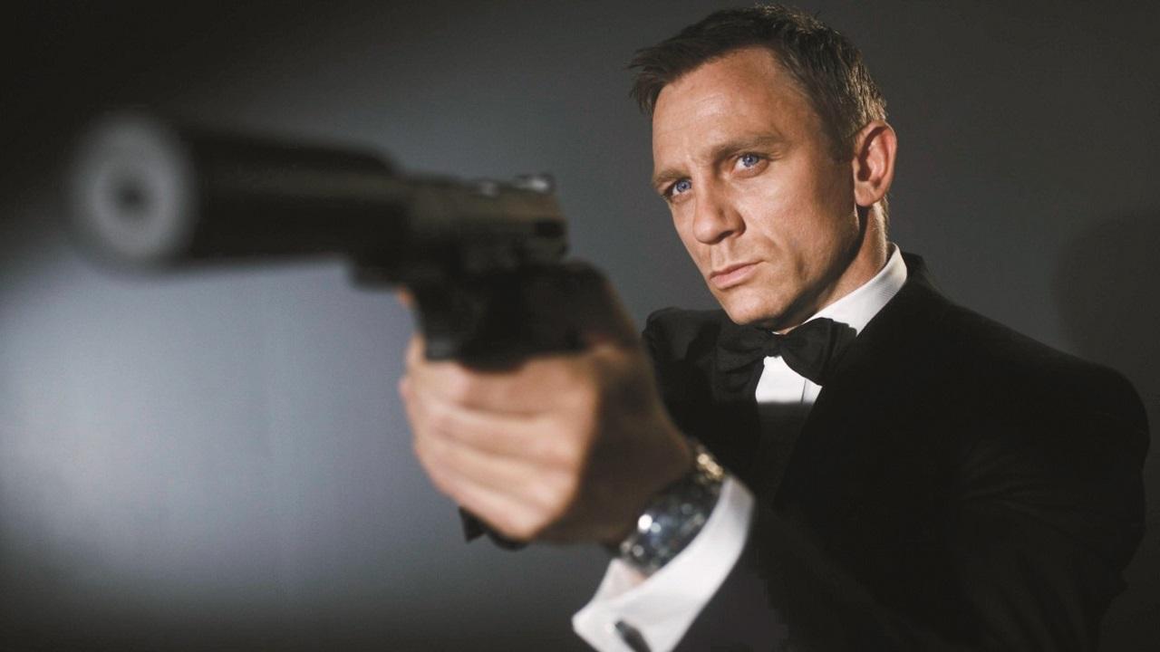 James Bond Daniel Craig No Time to Dime Nuevo James Bond