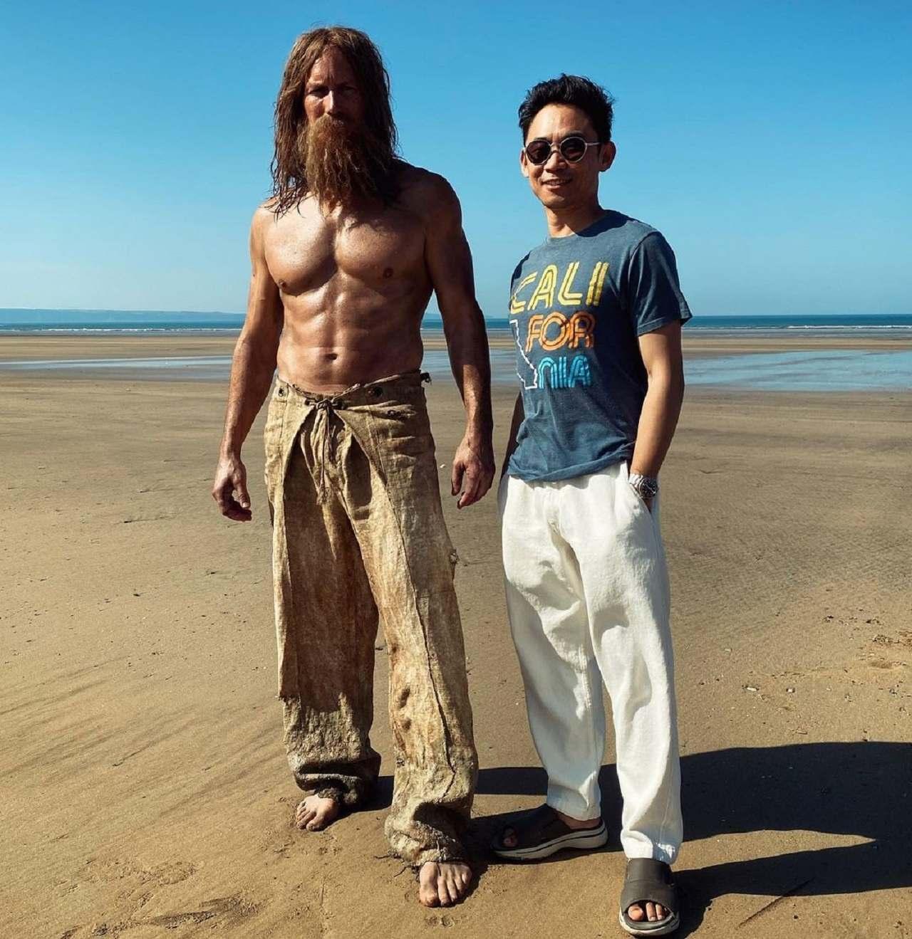 Aquaman 2 Aquamn and the Lost Kingdom Orm Patrick Wilson