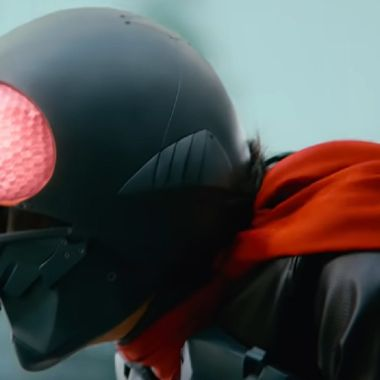 Shin Kamen Raider Película Hideaki Anno Toei Animation