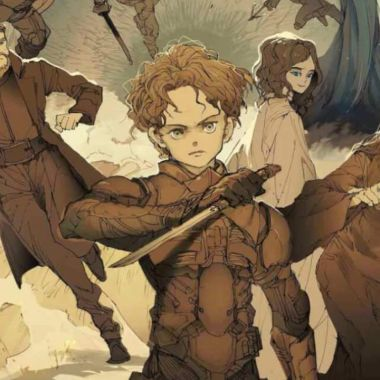 Posuka Demizu cartel Dune estreno Japón