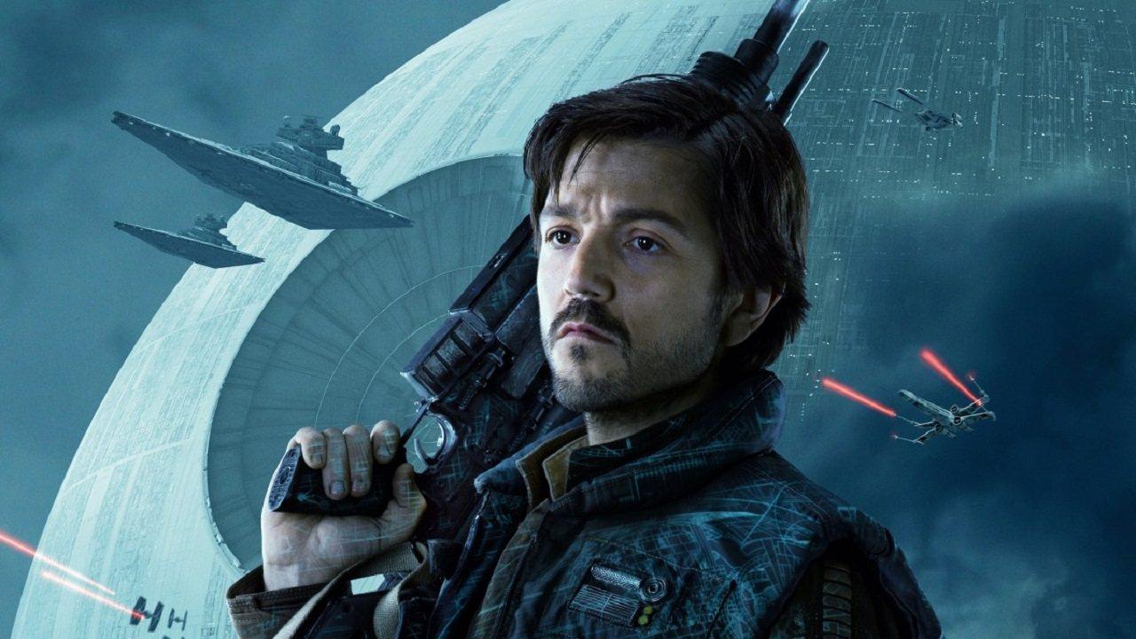 Diego Luna Series Star Wars Cassian Andor