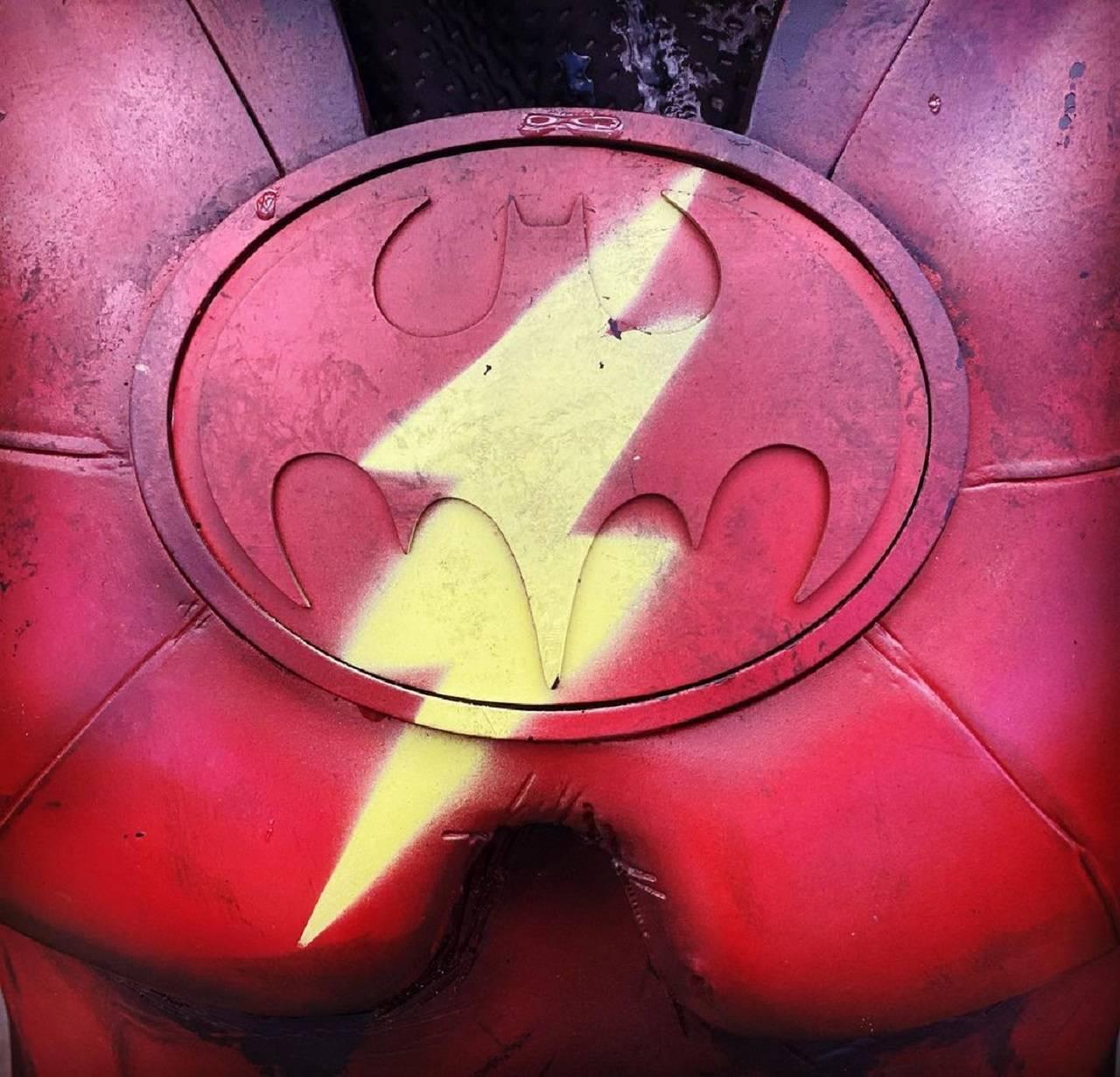 Imágenes de Flash Película Traje Batman Flash