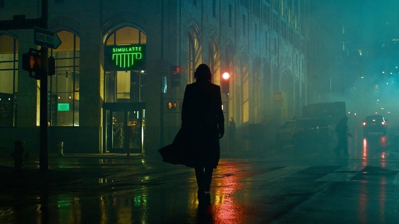 Keanu Reeves The Matrix 4 Neo