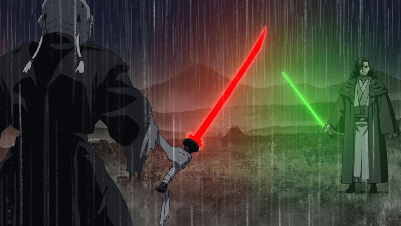 personajes de star wars poster