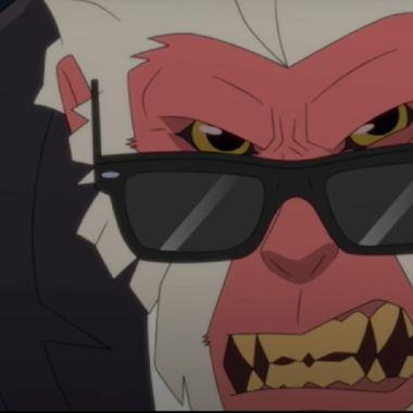 Marvel Hit Monkey Serie Anime Violenta Hulu Star+