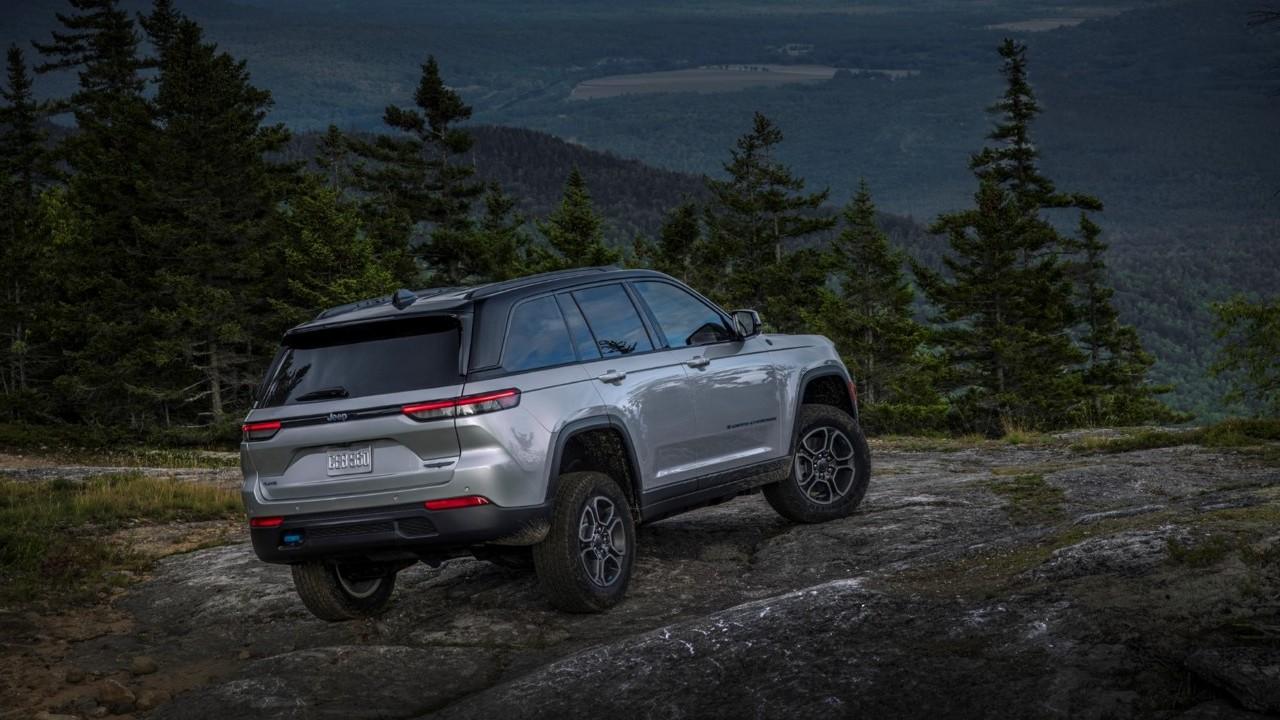 Jeep Grand Cherokee 2022 hibrido