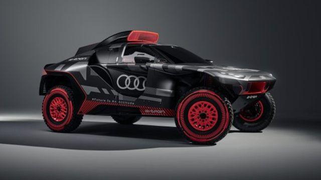 rally dakar 2022 audi auto electrico