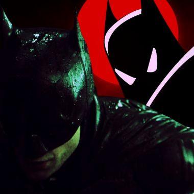 The Batman Robert Pattinson Batman The Animated Series Tráiler