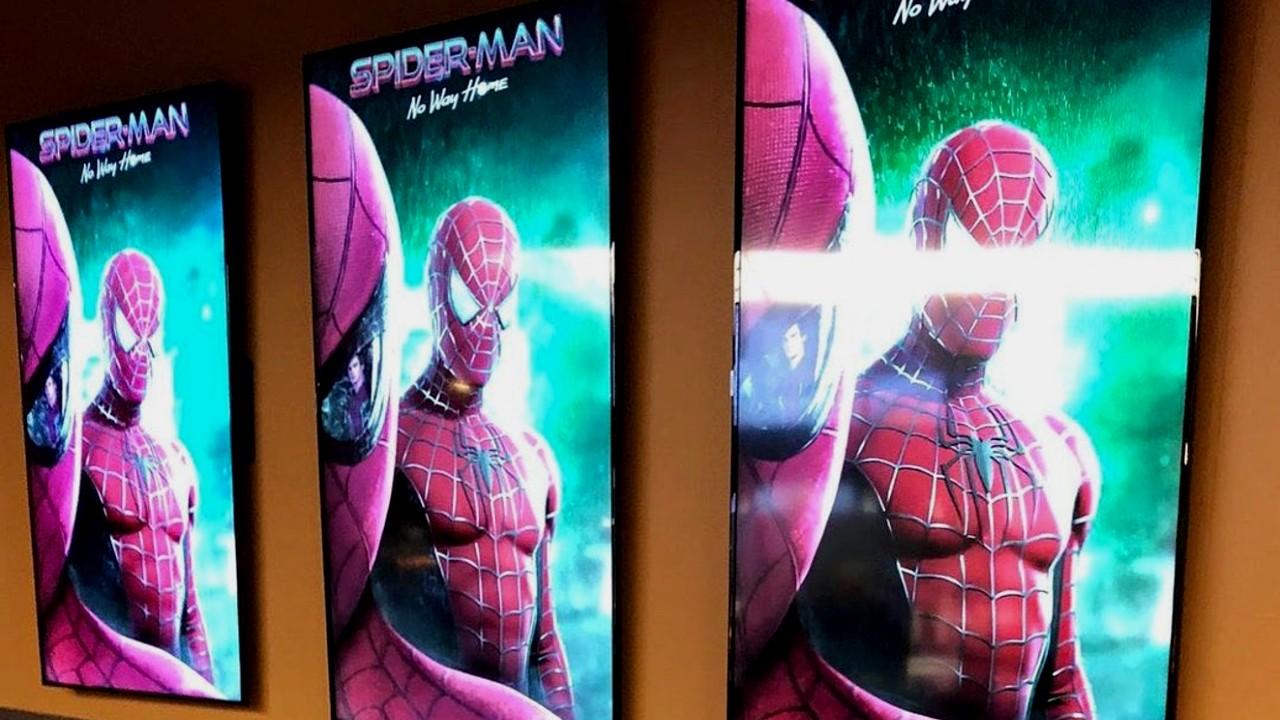 Spider-Man No Way Home posters spiderverse