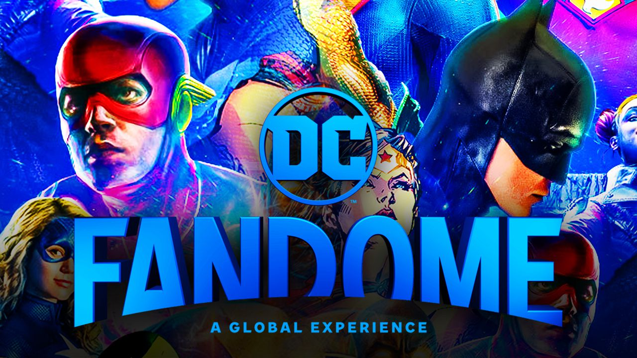 DC FanDome 2021 Convención DC Comics Virtual 2021