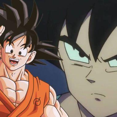 Dragon ball Goku Bardock