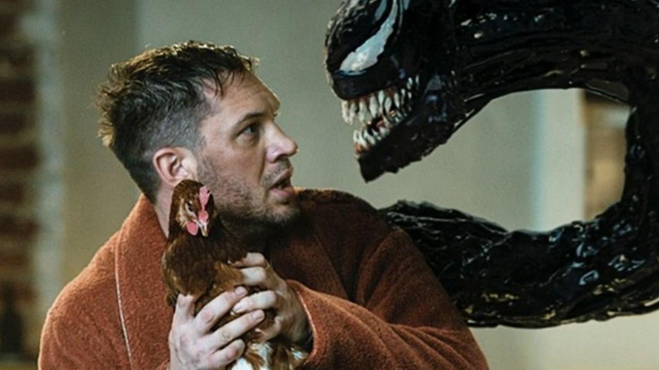 Venom peliculas tom hardy