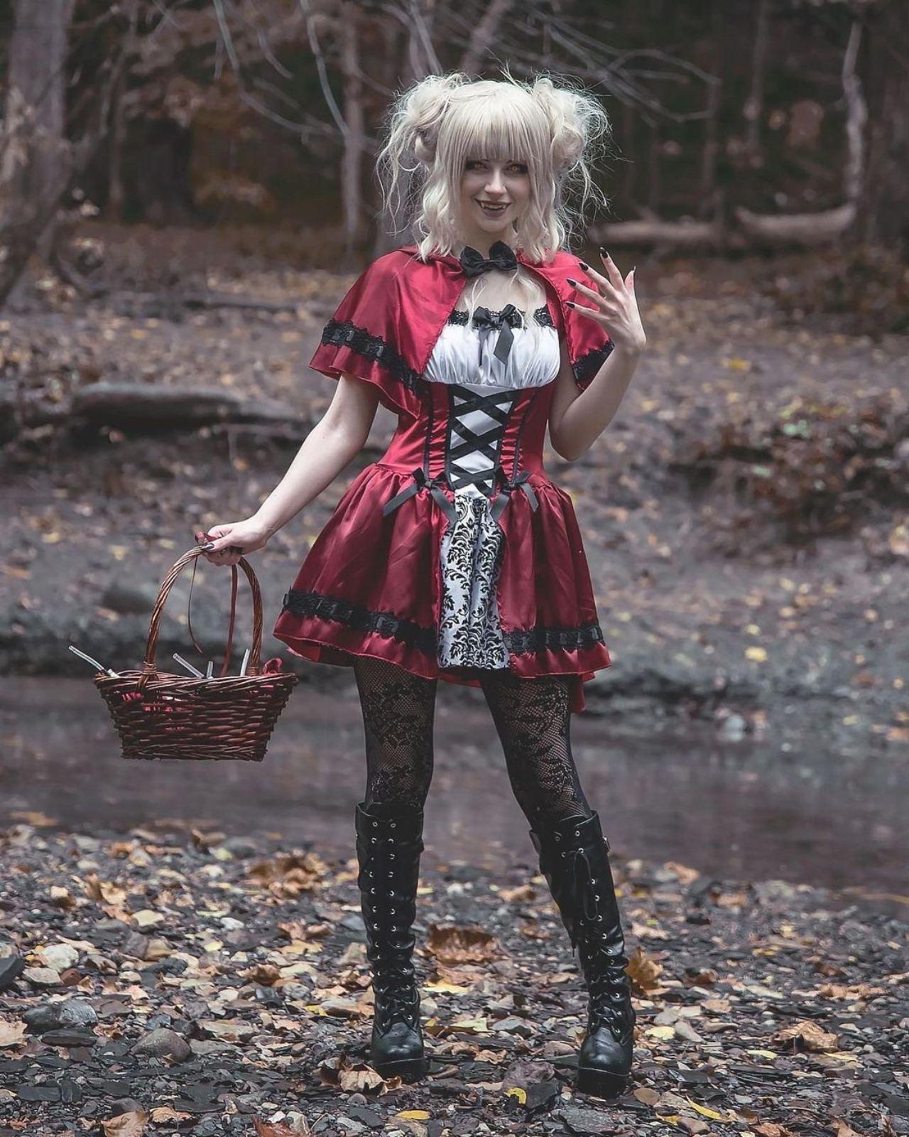 Himiko Toga halloween cosplay