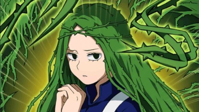 personajes de my hero academia Ibara Shiozaki