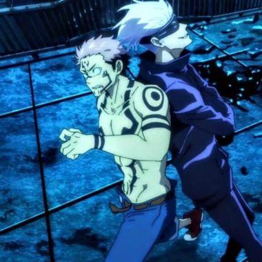 Jujutsu Kaisen cosplay Gojou Sukuna
