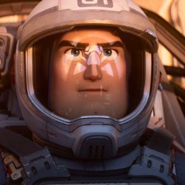 Buzz Lightyear Chris Evans Película Pixar Disney
