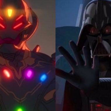 personajes de marvel star wars what if easter egg