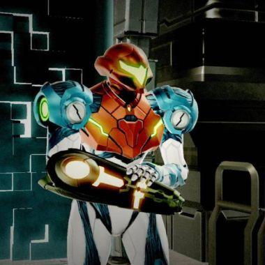 Metroid Dread Nintendo emuladores juego