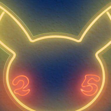 Pokémon 25 álbum disponible