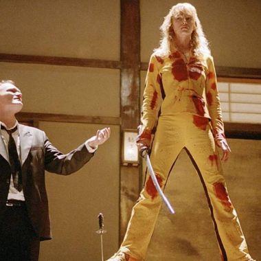 Quentin Tarantino Kill Bill 3 Uma Thurman Nueva Película Quentin Tarantino