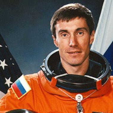 Sergei Krikalev Cosmonauta Ruso Caída Unión Soviética