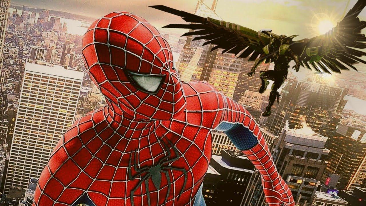 Spider-Man 4 Tobey Maguire The Amazing Spider-Man 3 Andrew Garfield Spider-Man No Way Home