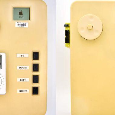 iPod prototipo primera generación