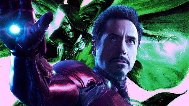 Iron Man Robert Downey Jr Doctor Doom Fantastic Four