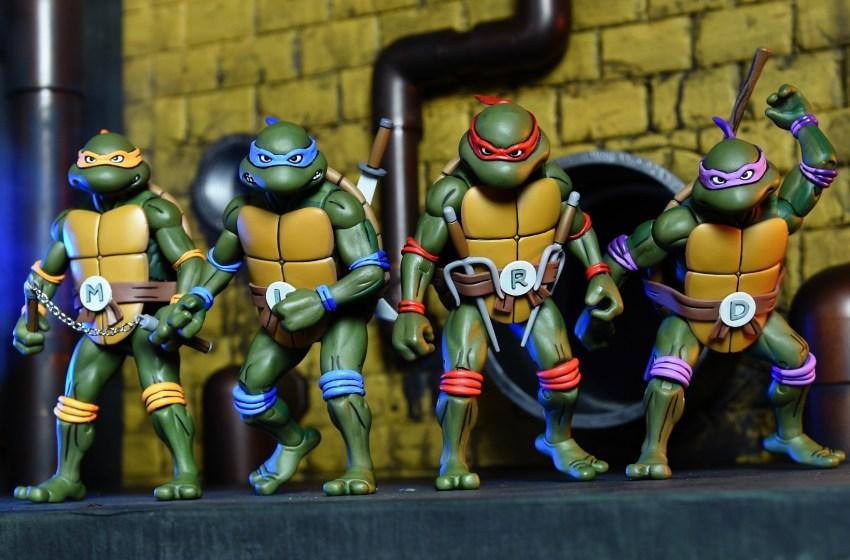 Especial | Saiba tudo sobre as Tartarugas Ninja